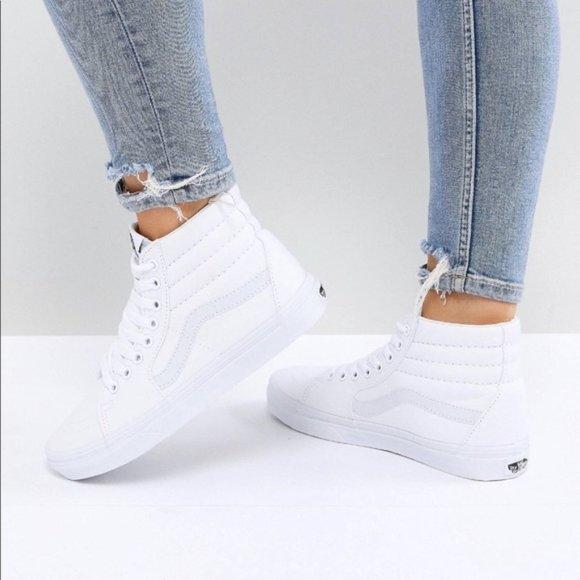 Vans Shoes   Vans Sk8hi Sneakers True
